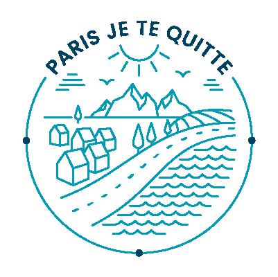 Logo du site internet Paris de je te quitte